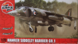 AIR03003 1/72 BAe Harrier GR.1 NEW TOOL